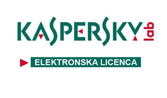 Kaspersky Anti-Virus 1-letna licenca za 3PC