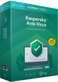 Kaspersky Anti-Virus 1-letna licenca za 1PC
